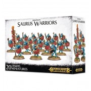 Age of Sigmar : Order - Seraphon Saurus Warriors