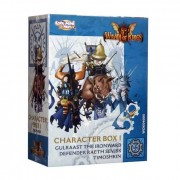 Wrath of Kings - House of Teknes : Character Box 1