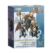 Wrath of Kings - House of Teknes : Character Box 2