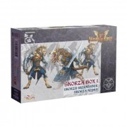 Wrath of Kings - House of Goritsi : Skorza Box 1