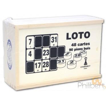Coffret Loto 48 Cartes