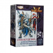 Wrath of Kings - House of Goritsi : Character Box 1