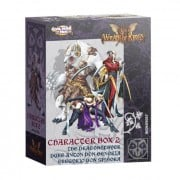 Wrath of Kings - House of Goritsi : Character Specialist Box 2