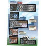 Playmat - Sentinel Tactics : Freedom Tower