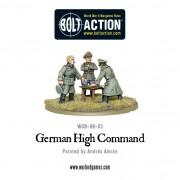 Bolt Action - German - High Command