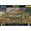 Bolt Action - German - Panzer III (Plastic Box) 0