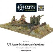 Bolt Action - US - M2A1 105mm howitzer
