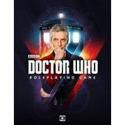 Doctor Who: Roleplaying Game Core Rulebook