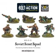Bolt Action - Soviet - Army Scouts
