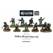 Bolt Action - German- Waffen-SS Squad (1943-45)