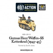 Bolt Action - German - German Heer / Waffen-SS Kettenkrad (1943-45)