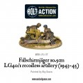 Bolt Action - German - Fallschirmjager 10.5cm LG40/1 Recoilless Artillery (1943-45) 3