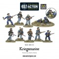 Bolt Action - German- Kriegsmarine Squad 1