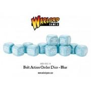 Bolt Action - Bolt Action Orders Dice packs - Blue