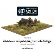 Bolt Action - US -USMC M3A1 37mm anti-tank gun