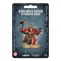 W40K : Adeptus Astartes Blood Angels - Captain in Terminator Armour 0