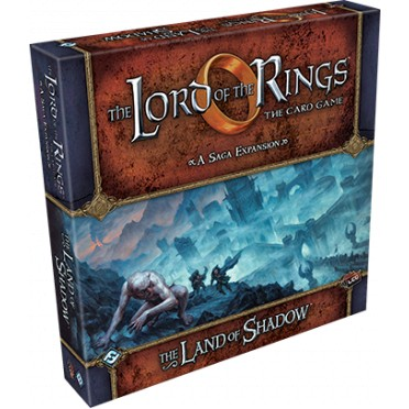 Lord of the Rings LCG - The Land of Shadow