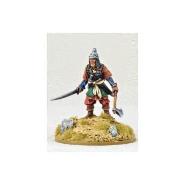 Harald Hardrada jeune, capitaine de la garde varègue