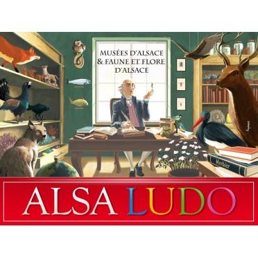 Alsa Ludo Musées d'Alsace & Faune et flore d'Alsace