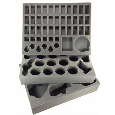 Cthulhu Wars Core Game Foam Tray Kit