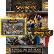 Offre Warmachine Livre de Règles + Battlegroup Cygnar (Ancienne Edition MKII)