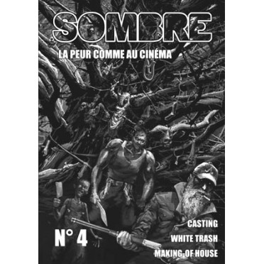 Sombre - La Peur comme au Cinéma n°4