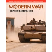 Modern War #20 : Drive on Baghdad - 2003