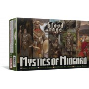 Blood Rage : Mystics of Midgard Expansion