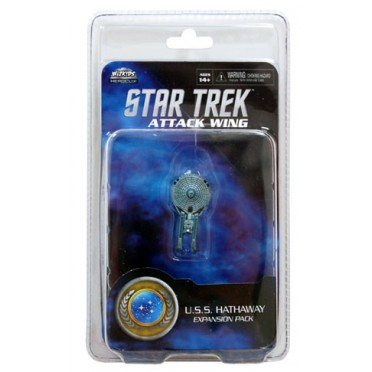 Star Trek : Attack Wing - U.S.S. Hathaway (Wave 20)