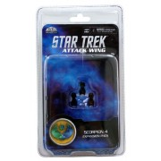 Star Trek : Attack Wing - Scorpion Attack Squadron (Wave 20)