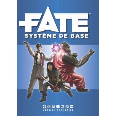 FATE - Système de Base