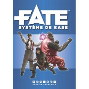 FATE : Sytème de Base