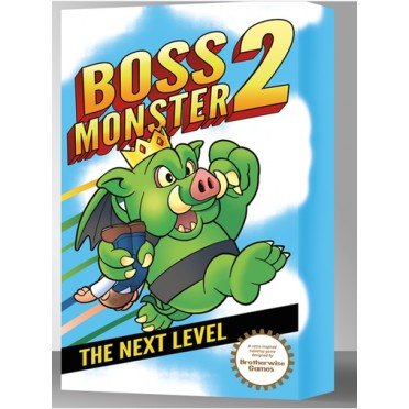 Boss Monster 2: The Next Level - Limited Edition