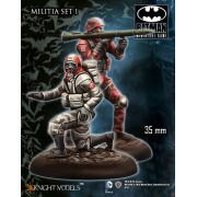 Batman - Militia Set 1
