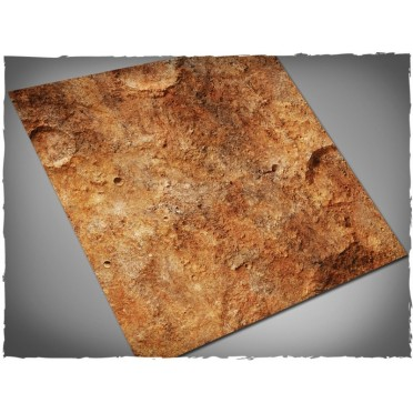 Terrain Mat PVC - Red Planet - 90x90