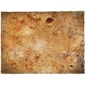 Terrain Mat PVC - Red Planet - 90x90 1