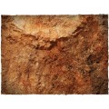 Terrain Mat PVC - Red Planet - 90x90 2
