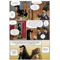 Sherlock Holmes et Moriarty associés - La BD dont vous êtes le Héros (Livre 3) 3