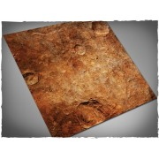 Terrain Mat PVC - Red Planet - 120x120
