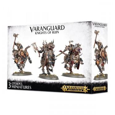 Age of Sigmar : Chaos - Everchosen Varanguard Knights
