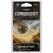 Warhammer 40,000 Conquest The Card Game : Decree of Ruin War Pack