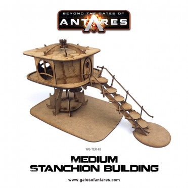 Antares - Medium Stanchion Building