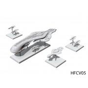 Halo Fleet Battles - Covenant Assault Carrier (CAS)
