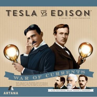 Tesla vs Edison - War of Currents