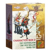 Wrath of Kings : House of Shael Han - Character Box 2