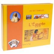 Jeu de 7 Familles - Egypte