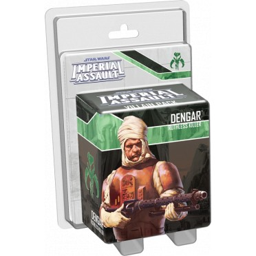 Star Wars: Imperial Assault: Dengar Villain Pack