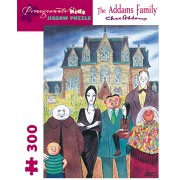 Puzzle - The Addams Family - 300 Pièces