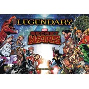 Legendary : Marvel Deck Building - Secret Wars Expansion Volume 2
