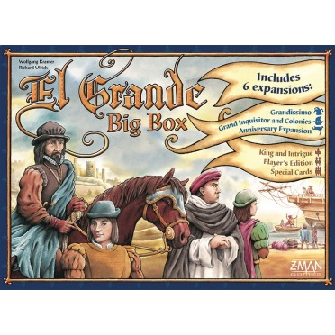 El Grande Big Box (Anglais)